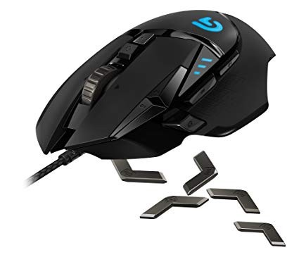 Gaming Mouse Logitech G 502 Proteus Spectrum