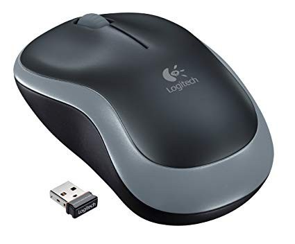 LOGITECH Wireless Mouse M185 - Swift Grey