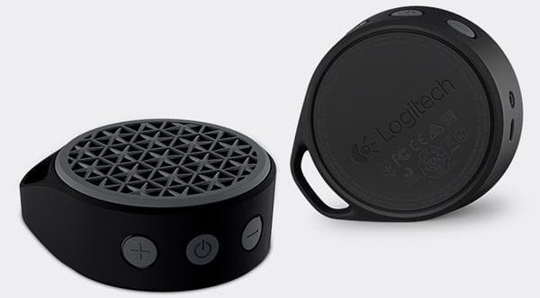 Speaker Wireless Logitech X 50 (Black)