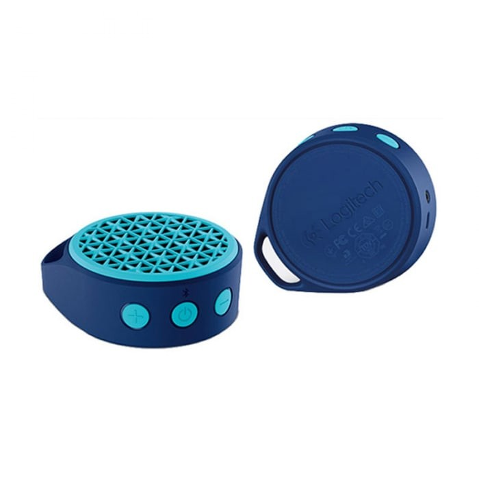 Speaker Wireless Logitech X 50 (Blue)