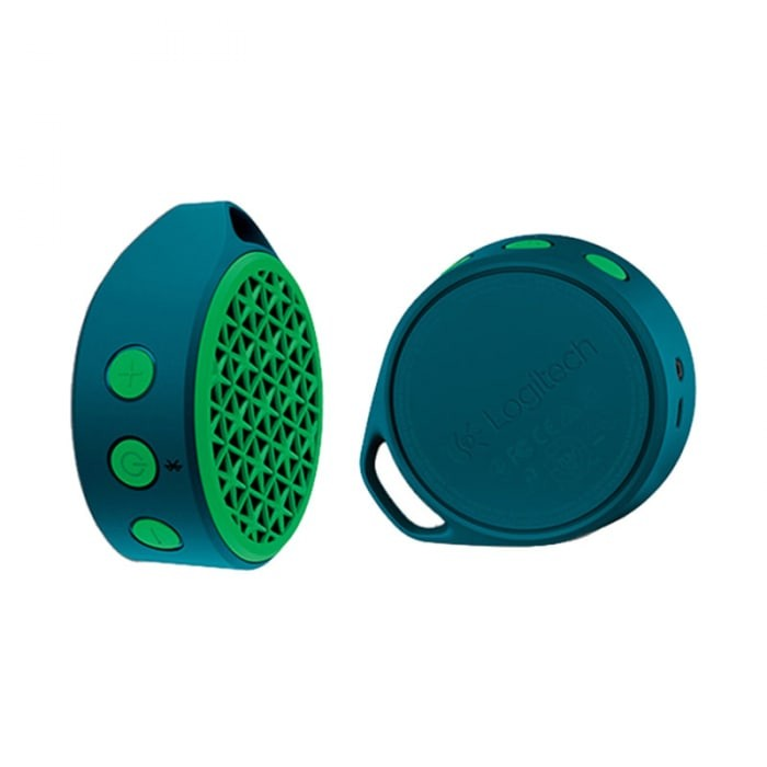 Speaker Wireless Logitech X 50 (Green)