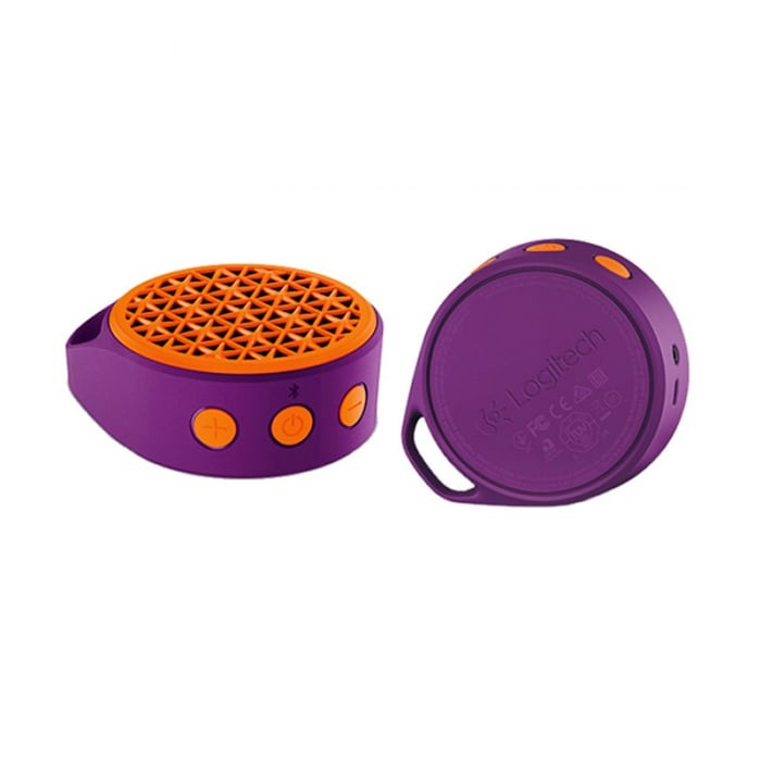 Speaker Wireless Logitech X 50 (Orange)