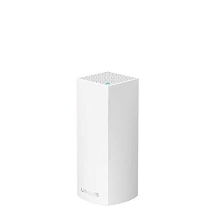 Linksys WHW0301-AH AC2200 TRI BAND ROUTER , VELOP 1 PACK MESH NETWORK