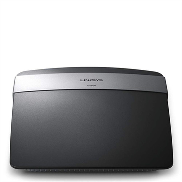 Linksys E2500-AP N600 Advanced Dual-Band Wireless Router
