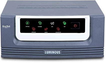 Inverter Luminous 900VA Eco Volt Sine Wave