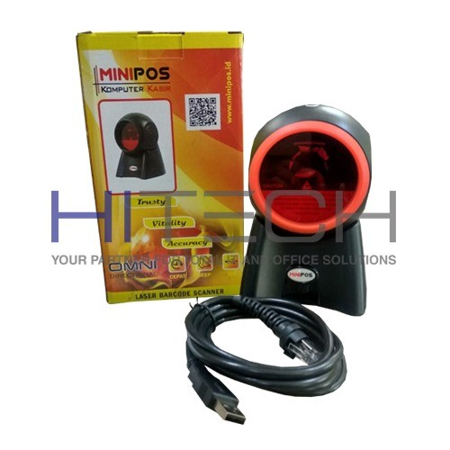Barcode Scanner MINIPOS MP-2001