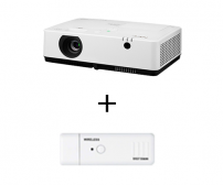 Projector NEC MC422X dan Wireless Dongle NP05LM5