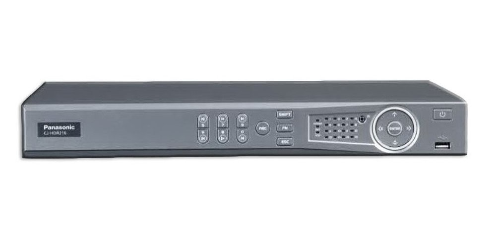 DVR Panasonic CJ-HDR216(exclude HDD)