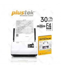 Scanner SmartOffice PS30D + Software Scan Faktur Pajak