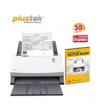 Scanner SmartOffice PS396 + Software Scan Faktur Pajak