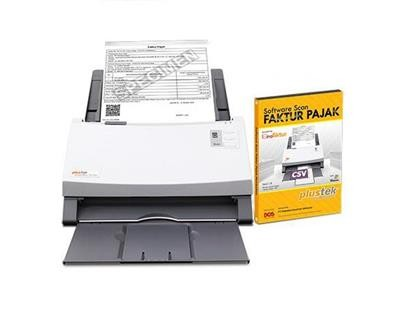 Paket Scanner SmartOffice PS406U + Software Scan Faktur Pajak