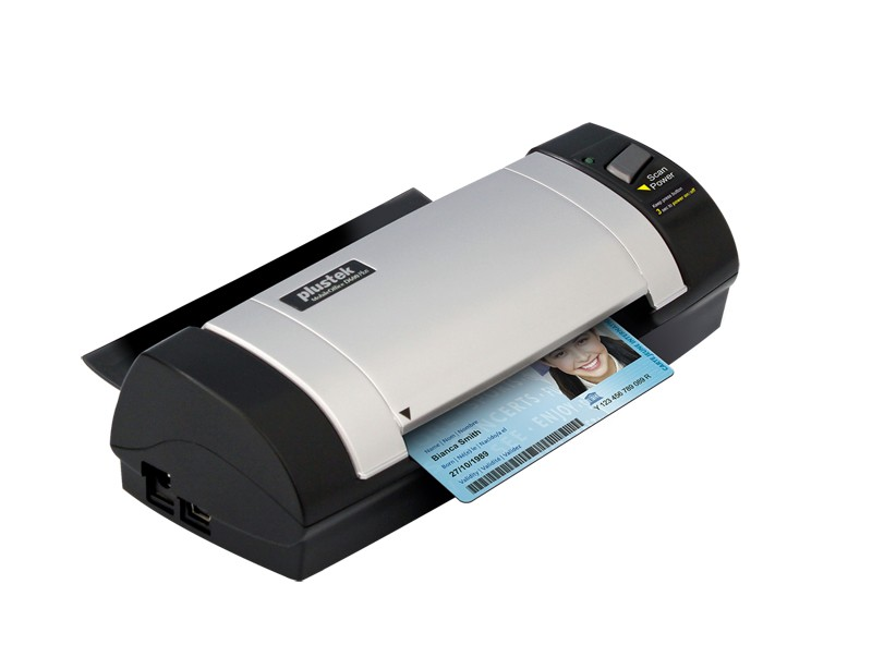 Scanner Plustek MobileOffice D600 Plus (Scanner KTP Indonesia)