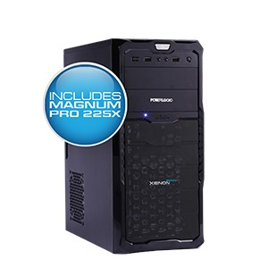 Casing Power Logic Xenon Graphite 5