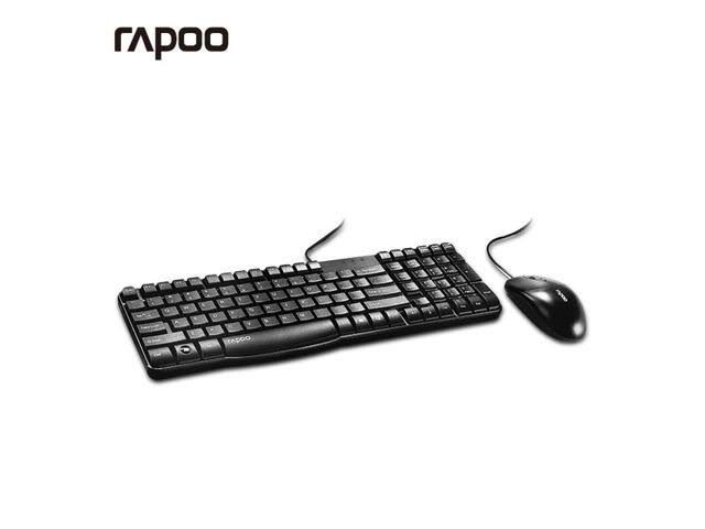 Keyboard + Mouse Rapoo X120 Pro