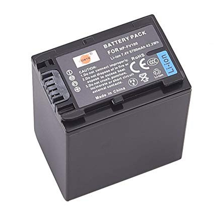 Baterai Digital NP-FV100 For Sony