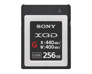 Sony XQD 256 GB - G Series Memory Card (QD G256E)