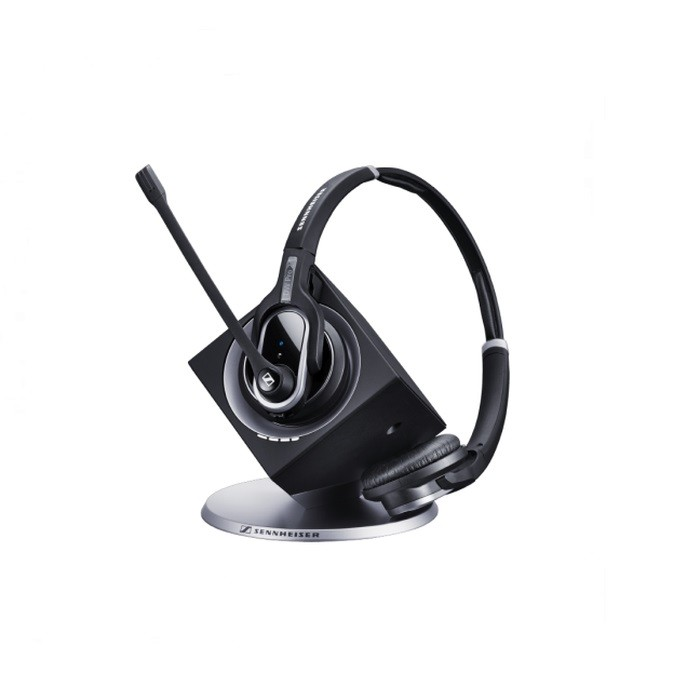 Headset SENNHEISER DW 30 ML - EU (2 Kuping)