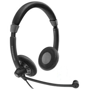 Headset SENNHEISER SC 70 USB MS BLACK