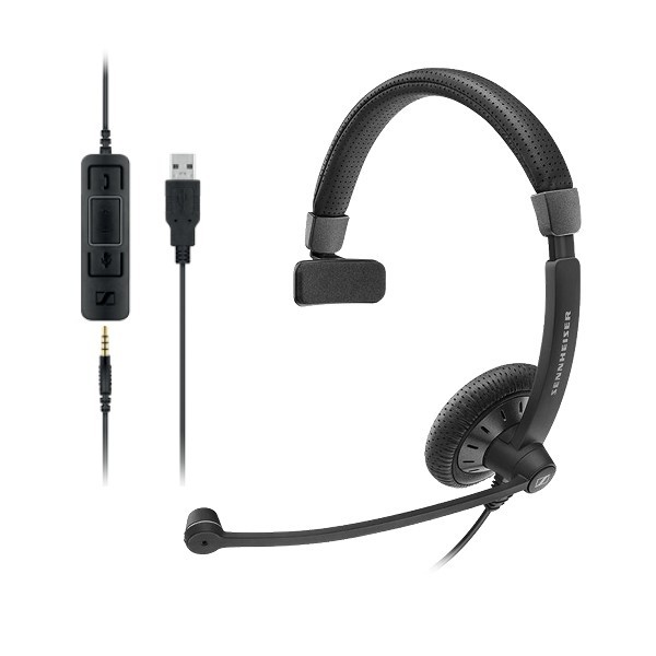 Headset SENNHEISER SC 45 USB MS