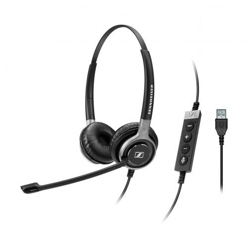 Headset SENNHEISER SC 660 USB ML