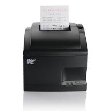 Printer Kasir Dot Matrix Star Micronics SP 747 GRY - 39335560 - CBL-Ethernet