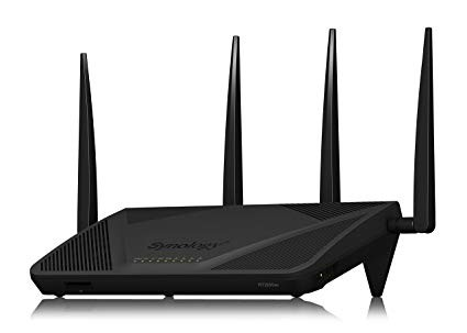 Synology WiFi Router RT2600ac