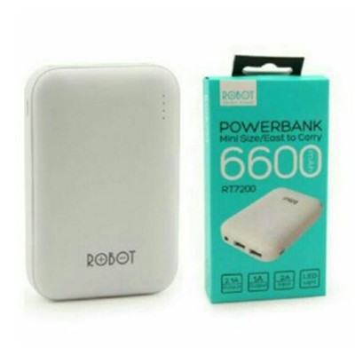 Powerbank Vivan  ROBOT RT7200 - 6600mAh