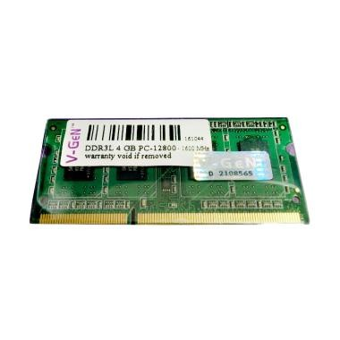 RAM Laptop V-GeN PLATINUM SODIMM DDR3 4 GB PC-12800/1600