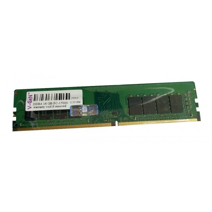 RAM Server V-GeN PLATINUM DDR4 16 GB PC-17000/2133 ECC REG