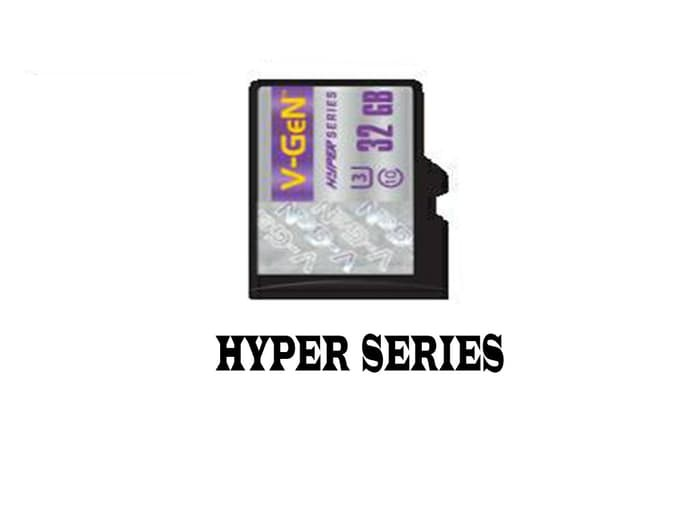 Micro SD Hyper V-GEN (Non Adapter) 32 GB