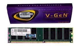 V-GeN DDR 3   2 GB PC-10600 / 1333Mhz for PC