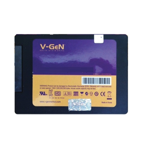V-GeN Solid State Drive 120 GB