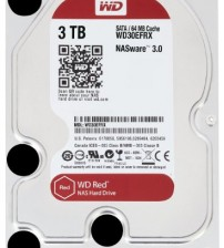 "HARDDISK WD 3TB 3,5"" RED"