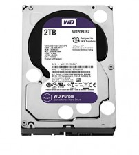 "Harddisk PC 3.5"" WD PURPLE 2 TB"