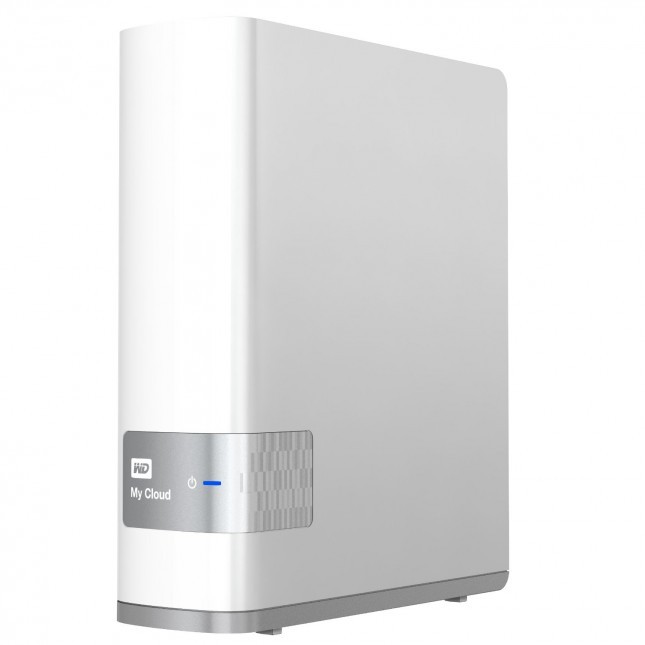 Hard disk Eksternal WD MY CLOUD 4TB