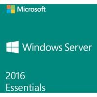 Win Server Essentials 2016 64Bit English 1pk DSP OEI DVD 1-2CPU - G3S-01045