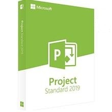 Project Standard 2019 32-bit/x64 English EM DVD - 076-05772