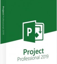 Project Pro 2019 32-bit/x64 English EM DVD - H30-05741