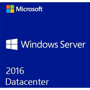 Windows Svr Datacntr 2016 64Bit English 1pk DSP OEI DVD 16 Core - P71-08651