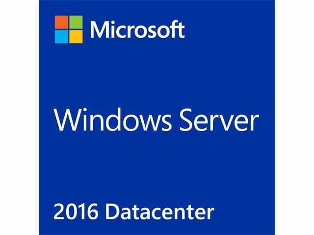 Windows Svr Datacntr 2016 64Bit English 1pk DSP OEI DVD 24 Core - P71-08670