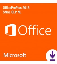 MICROSOFT Office Pro Plus 2016 SNGL OLP NL [79P-05552]