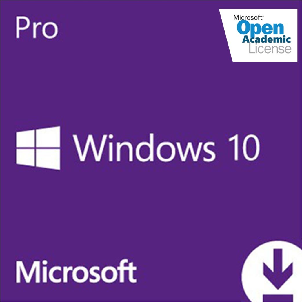MICROSOFT Windows 10 Professional Academic [FQC-09512]