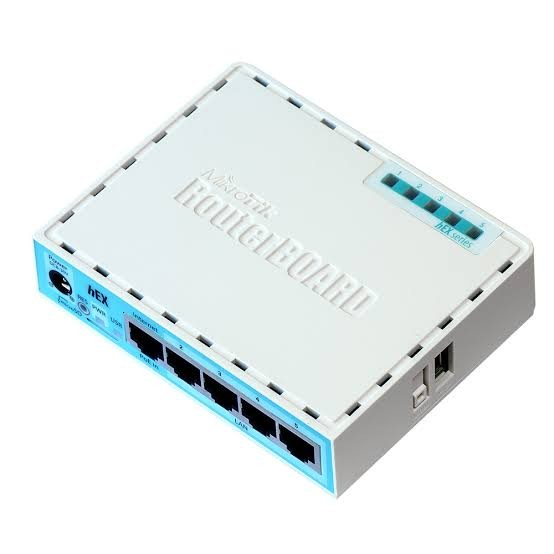 MikroTik RB750GR3 (hEX) Routerboard