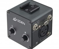AZDEN MC-1 Compact Microphone Adapter