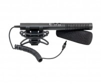 Shotgun Microphone AZDEN SGM-990+i for Camera and Mobile Device