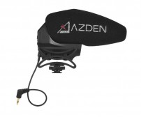 Video Microphone AZDEN SMX-30V (Stereo / Mono)