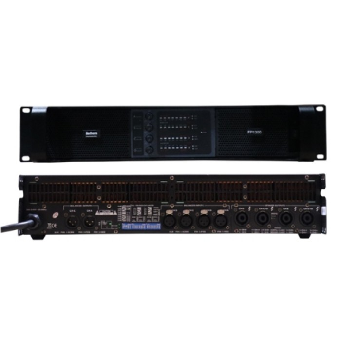 Power Amplifier Aubern FP-1300