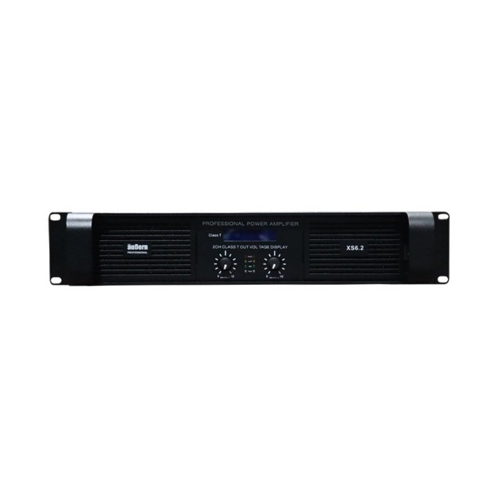 Power Amplifier Aubern XS.6.2