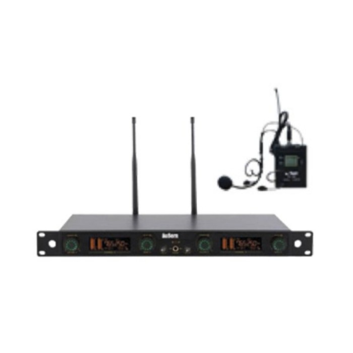 Wireless Microphone Set Aubern AU-100HT – Clip On