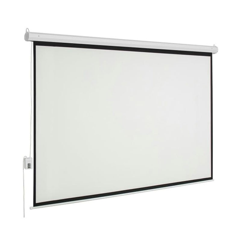 Motorized Screen Projector 84 inch BRITE MR-2121
